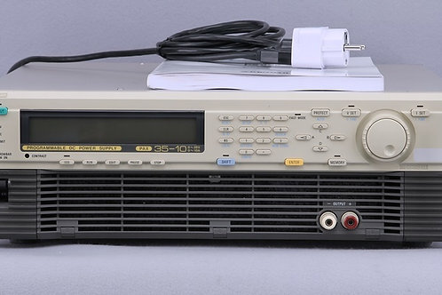 Kikusui PAX35-10 High Speed Programmable DC Power Supply