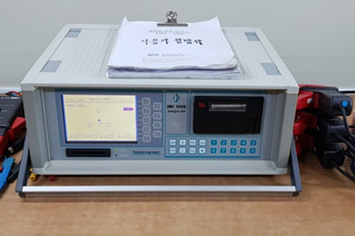 Beta Systems IMI-1000 Three-Phase Energy Analyzer