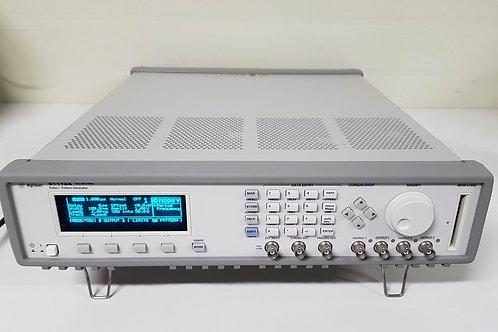 Agilent 81110A 165/330 Mhz Pulse Pattern Generator