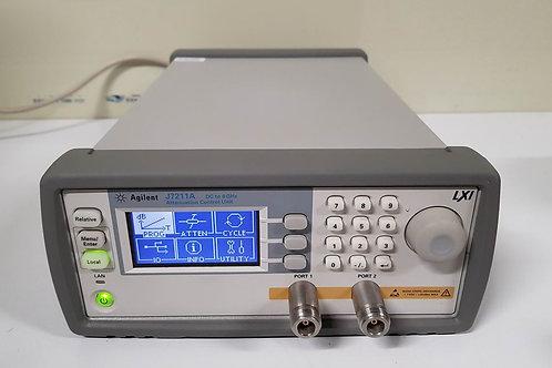 Agilent J7211A DC to 6GHz Attenuation Control Unit