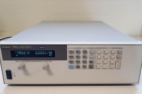 Agilent Keysight 6811B AC power Source Analyzer