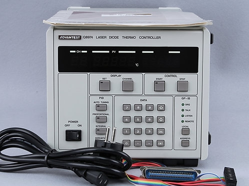 Advantest Q8974 Laser Diode Thermo Controller