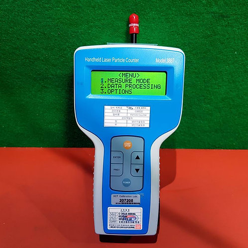 KANOMAX 3887A Handheld LASER Particle Counter
