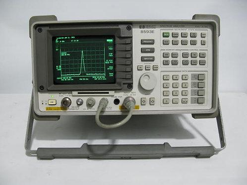 HP Agilent 8593E 9 kHz 22 GHz Spectrum Analyzer