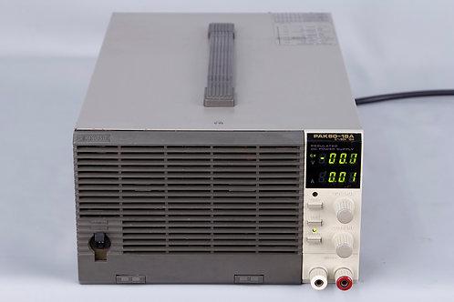 Kikusui PAK60-18A Regulated DC Power Supply