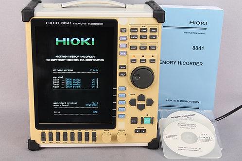 Hioki 8841 Memory HiCorder