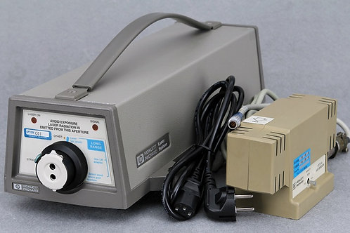 HP 5519B Laser Head and Receiver