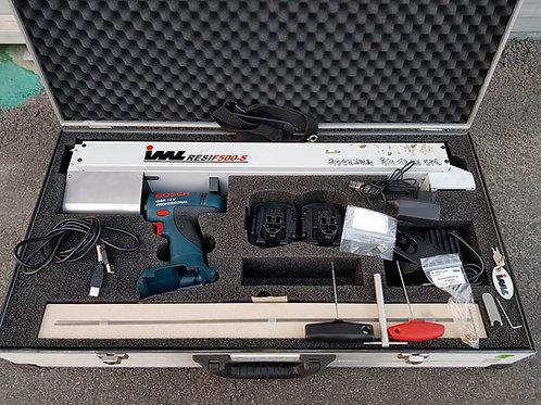 IML-RESI F500 Wood Testing Drill