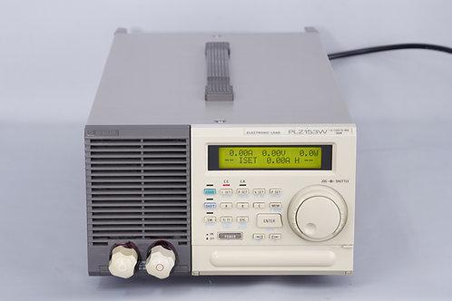Kikusui PLZ153W 150W DC Electronic Load 120V/30A