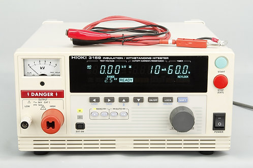 Hioki 3159 Insulation/Withstand Tester