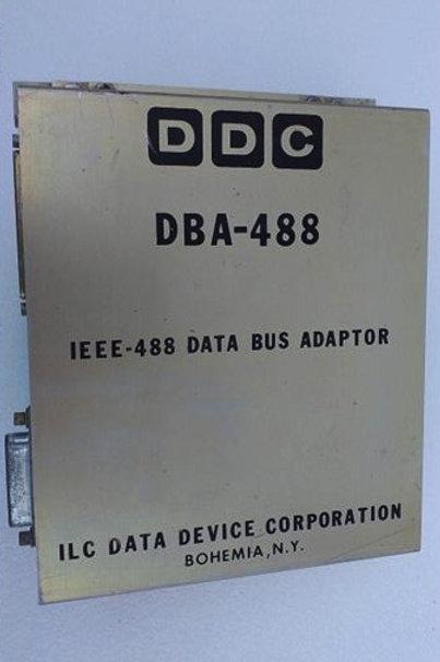 ILC Data Device DDC DBA-488 IEEE-488 Data Bus Adaptor Module
