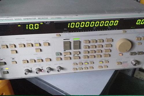 Anritsu MG3633A Synthesized Signal Generator