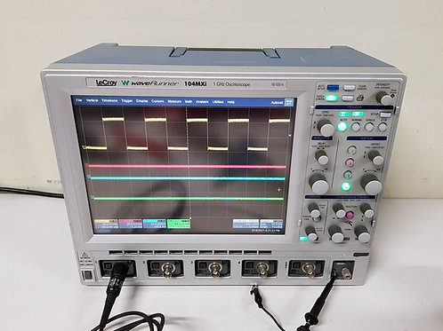 Lecroy WaveRunner 104MXi 1GHz Oscilloscope