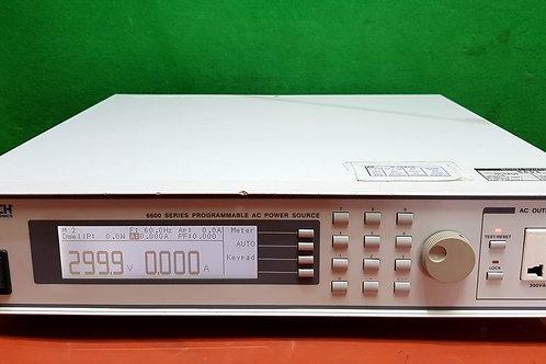 EXTECH 6600 series 6605 Programmable AC Power Source