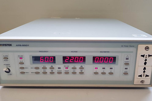 GW instek APS-9501 AC Power Source