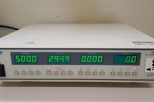Extech 6800 AC Power Source 500W 6805