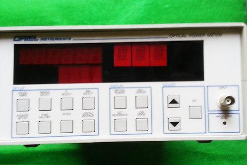 ORIEL 70310 Optical Power Meter