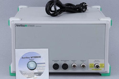 Anritsu MT8860B WLAN Test Set
