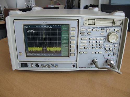 Advantest R3465 Spectrum Analyzer, 9 kHz - 8 GHz