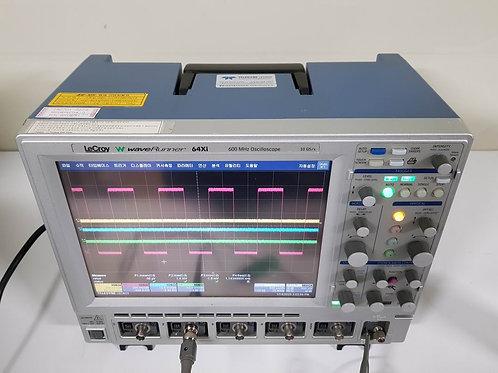Lecroy WaveRunner 64Xi 600MHz 10GS Oscilloscope