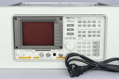 HP 8591C 1.8GHz Cable Tv Analyzer