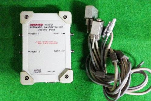 Advantest R17051 Automatic Calibration KIT