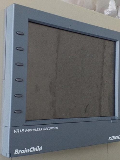 Konics VR18 Paperless Recorder