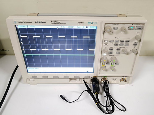 Agilent InfiniiVision DSO7052A 500MHz DSO 7052A