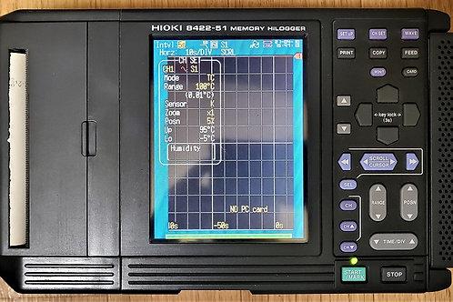 Hioki 8422-51 Memory HiLogger