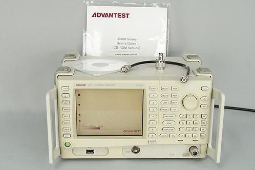Advantest U3751 Portable Spectrum Analyzer