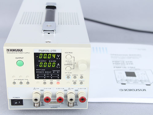 Kikusui PMP25-2TR Multi Channel Tracking Output Power