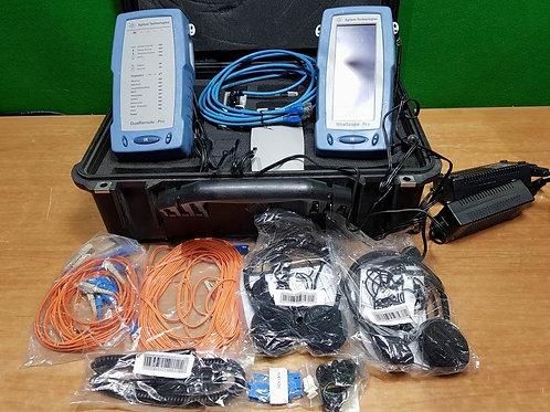 Agilent N2640A Wirescope Pro & DualRemote Pro Cable Analyzer