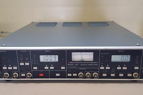 EG&E Princeton Applied Research 5210 Lock-in Amplifier