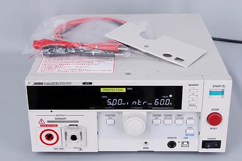 Kikusui TOS5200 AC Withstanding Voltage Tester