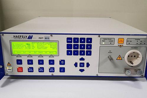HAEFELY PEFT 8010 High Voltage EFT Burst Generator, 7.3kV