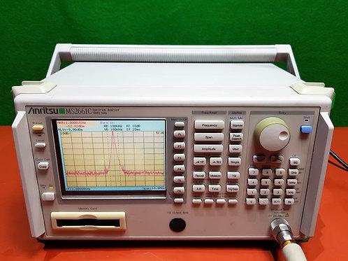 Anritsu MS2661C 500Hz-3GHz Spectrum Analyzer