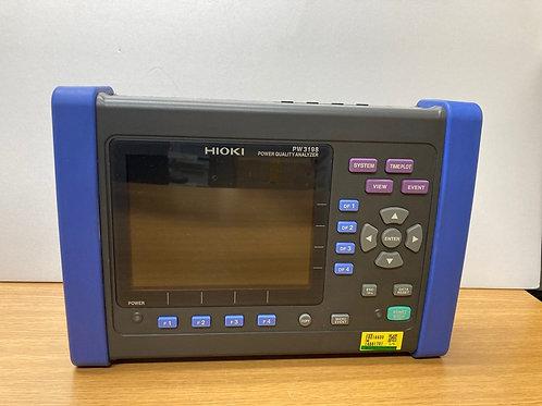 Hioki PW3198 Power Quality Analyzer