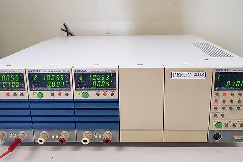 Kikusui PLZ-50F Electronic Load (PLZ70UA 3ch)