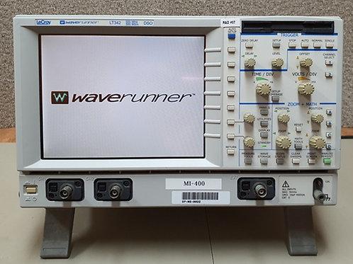 LeCroy Waverunner LT342 500Mhz DSO Oscilloscope