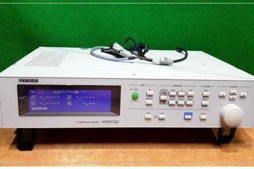 Kikusui KFM2150 system FC Impedance Meter