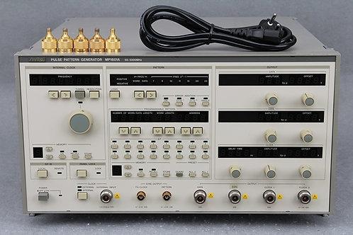 Anritsu MP1601A 50 Hz to 5 GHz Pulse Pattern Generator