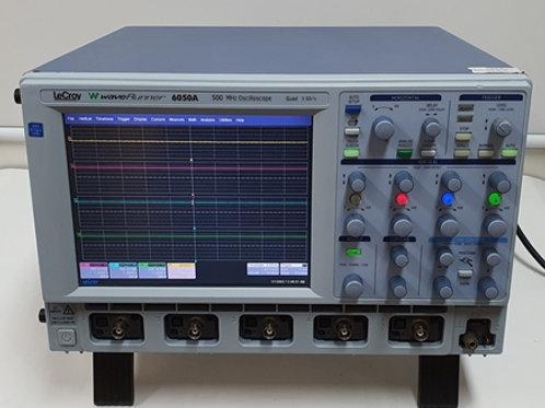 LeCroy WaveRunner 6KA 6050A 500MHz Oscillocope (Quad 5GS/s)