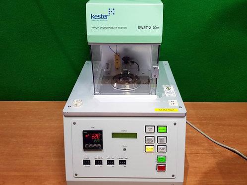 Kester SWET-2100e Multi Solderability Tester