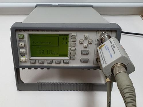 Agillent E4419B EPM Series Dual Power Meter + E9301A power sensor