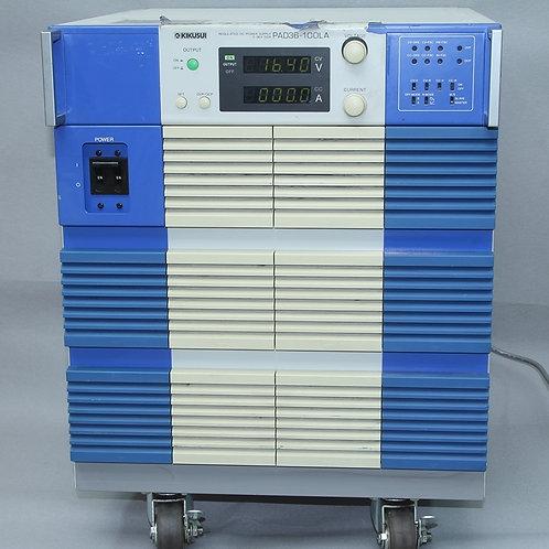 KIkusui PAD36-100LA Variable Regulated DC Power Supply