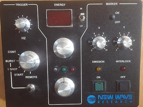 NEW WAVE RESEARCH QL-II Trilite Laser Cutter Controller