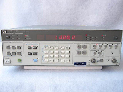 HP/KEYSIGHT 3325B Synthesizer Function Generator