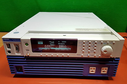 Kikusui PCR500LE AC Power source