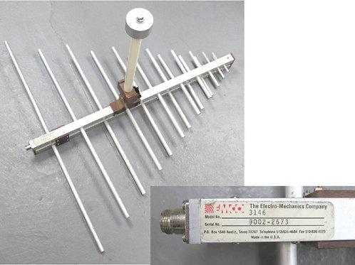 EMCO 3416A Log-Periodic Antenna