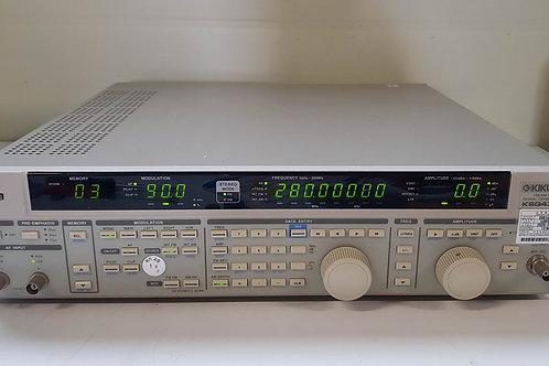 Kikusui KSG4310 280Mhz FM AM Signal Generator